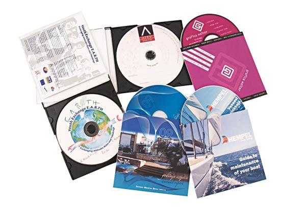 CDi sa kutijama