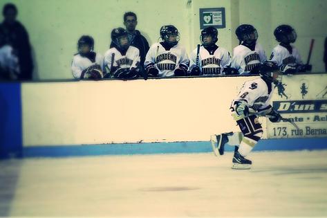 hockey école primaire