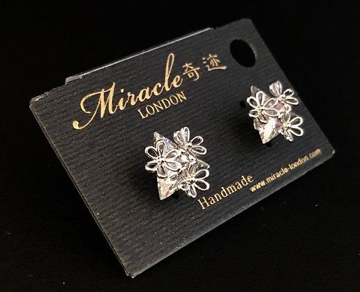 R4633A1Z/330 Silver Earrings