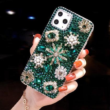 Bling Glitter Crystal Sparkle. Mobile Phone Case Glitter Crystal Sparkle. Mobile