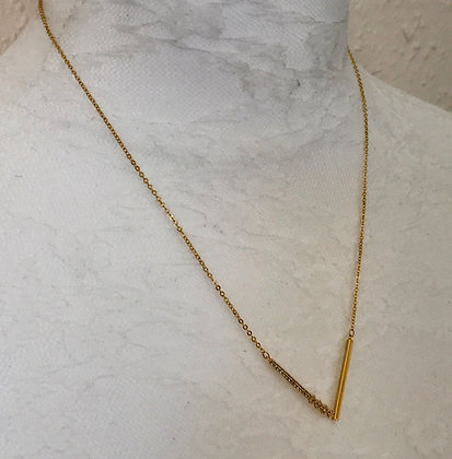XLS03551A1Z/450   GOLD NECKLACE