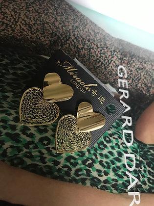 20691980200B/495 Gold Earrings