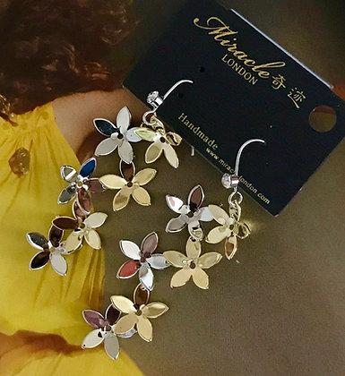 20720170964/395 Gold /Silver Earrings