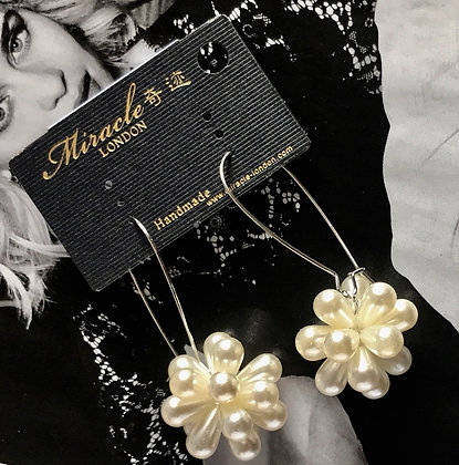 L08325K0Z/300 Silver Earrings