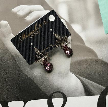 20722540734/455 Silver Earrings