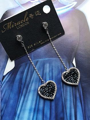 20714310420/775 Silver Earrings