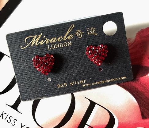 20665920800/345 Silver Earrings