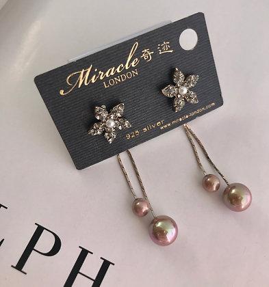 20722460798/495 Gold Earrings