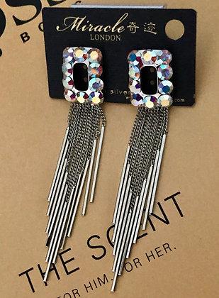 L07313K2G/650 Silver Earrings
