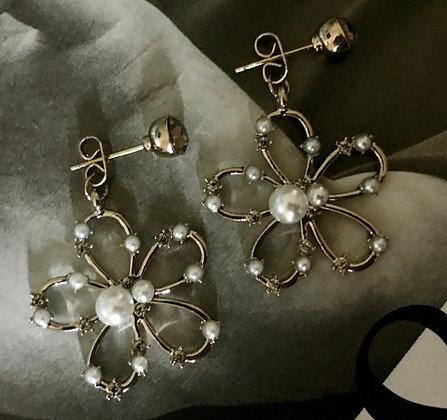20727640706/425 Silver Earrings