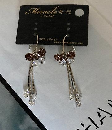 JE19954B/365 Silver Earrings