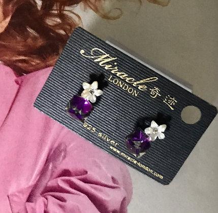 20561000401/355 Silver Earrings