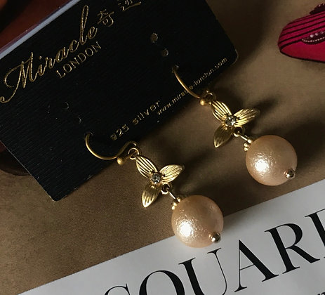 20586890200/495 Gold Earring
