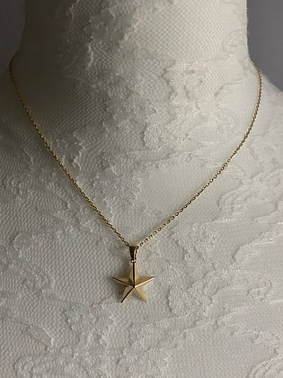 XLG03594A0Z/330  GOLD NECKLACE