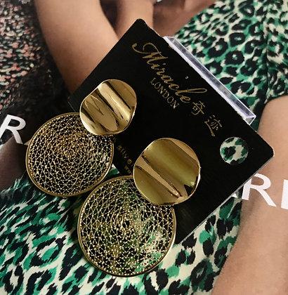 20692020200B/495 Gold Earrings