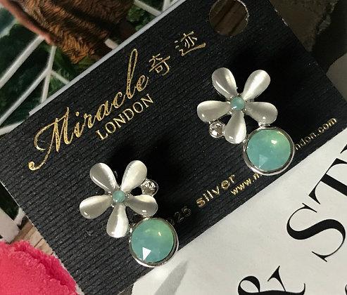20561820403/295 Silver Earrings