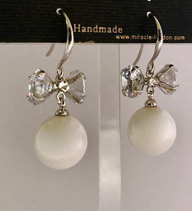 20706750401/355 Silver Earrings