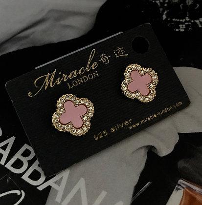 20664220200/305 Gold DiamanteEarrings
