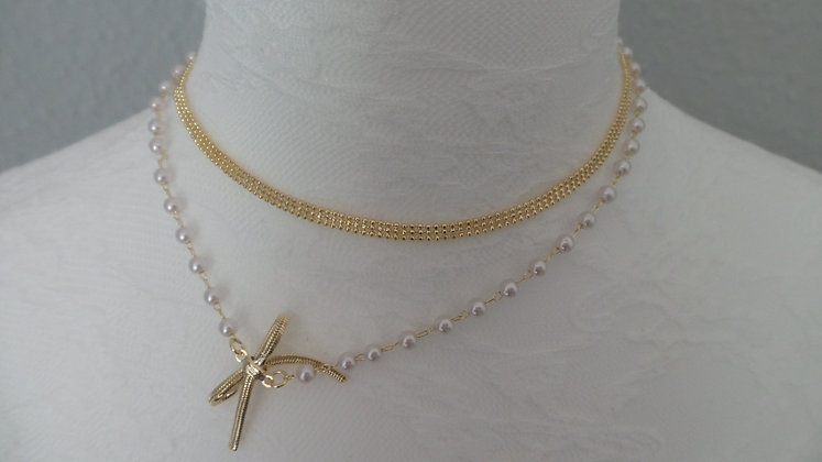 30674480200/0555.  GOLD NECKLACE
