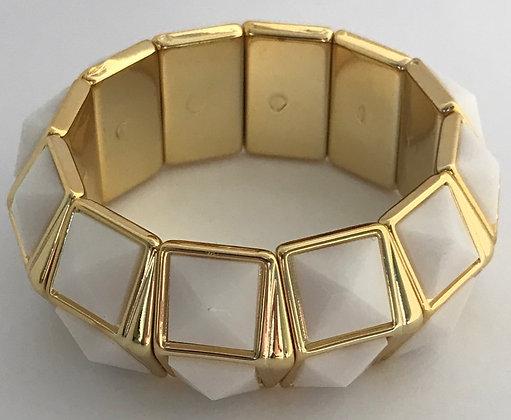 C4340G2/075.  GOLD BRACELET