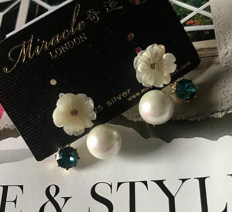 20577560200/485 Gold Earrings