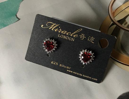 20681190400B/355 Silver Earrings