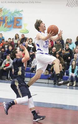 Kingman Academy High School Basketba