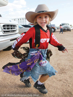 Andy Devine Days Rodeo
