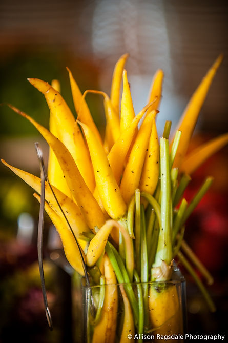 J+T The Yellow Carrot Weddings + Events
