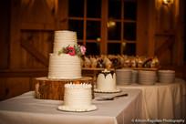 The Yellow Carrot Wedding Cake (8) Duran
