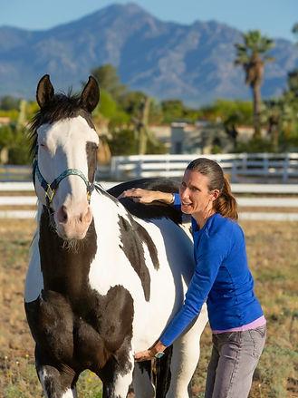 equine-myofascial-relaese-techninque-on-