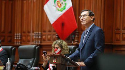 Se aprueba golpe de Estado en el Perú, disfrazado de vacancia contra Martin Vizcarra