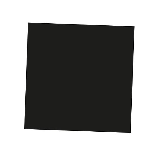 Black Square on White