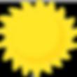 hot-sun-icon-cartoon-style-vector-158436