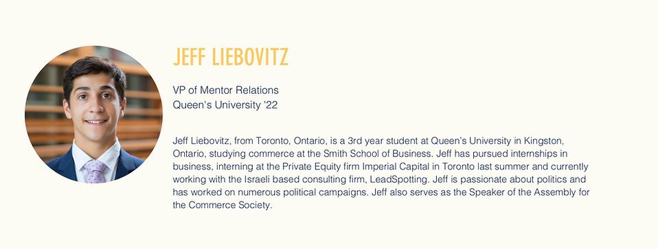 Jeff Liebovitz