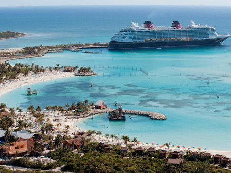 Disney Cruise Line Returns to Bahamas, Caribbean and Mexico in Early 2023