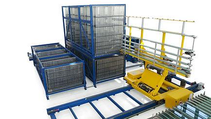 Forvet Sortiflex Glass storage system