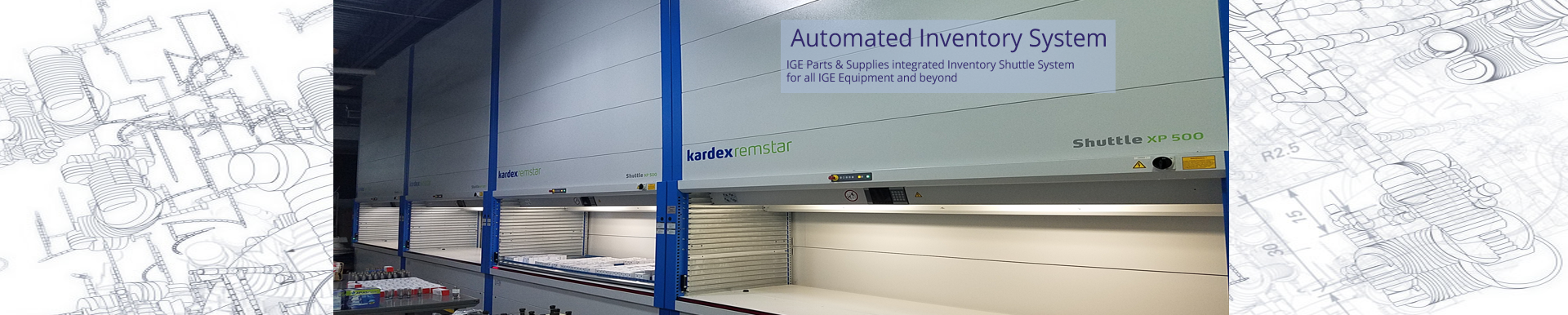 IGE Parts & Supplies Warehouse