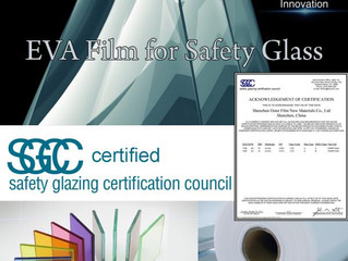 Yet Another Solution! EVA for Safety Glass!