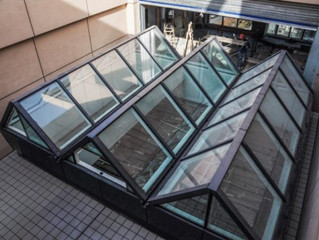LandVac VIG - a Perfect Choice for Architectural Skylight