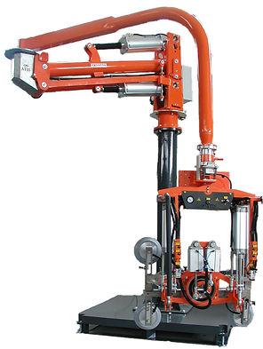 Automatic Pneumatic Glass Manipulator