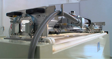 Automatic Cleaning Robot for Ceramic Rollers on Tempering Furnaces