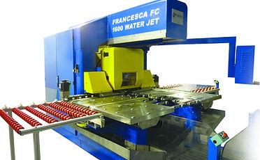 Forvet 1600 Glass Machine