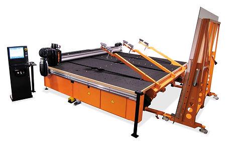 Turomas Glass Cutting table