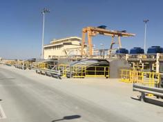 YANBU MARAFIQ Seawater Cooling Pipeline