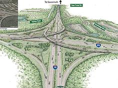 I-16/I-95 Interchange