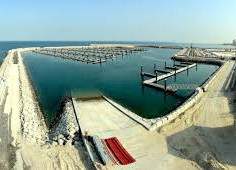 Breakwater & Cargo Pier Repair, Kuwait