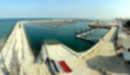Breakwater & Cargo Pier Repair, Kuwait N