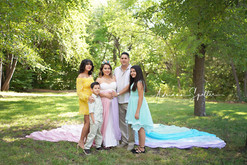 Rainbow Maternity with Family