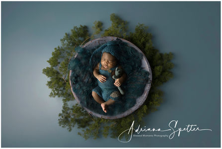 Las Cruces Newborn Photography